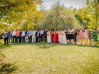 Centro de Eventos Los Nogales de Calera de Tango 1