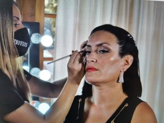 Mónica Peralta - Staff Novios 2