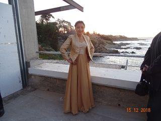 María Inés Donoso Novias y Alta Costura 2