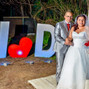 El matrimonio de Daniela Solange Vargas Poblete y Letras Gigantes F&F 6