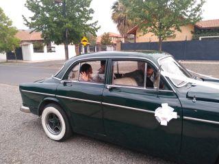 Vintage Car Rentals 1