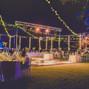 El matrimonio de Cami Carrillo y Aaras Eventos Banquetes 11