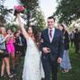 El matrimonio de Daniela Castro  y Voilà Fleurs 12