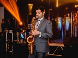 César Vianco Saxofonista 2