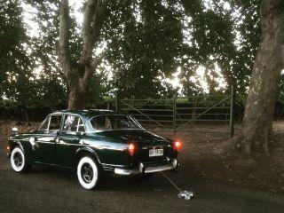 Vintage Car Rentals 4