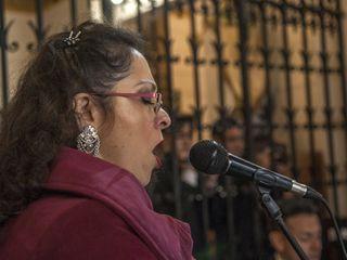 Claudia Yáñez - Cantante lírica 1