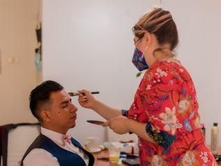 Arami Paulina Make Up Artist 3