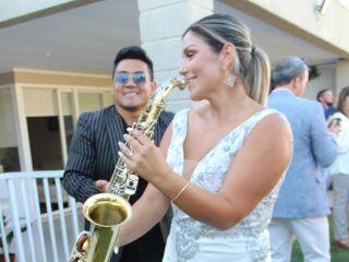 David Chávez Saxofonistas 3
