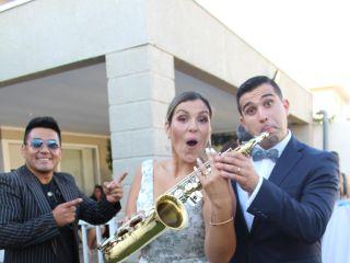 David Chávez Saxofonistas 4