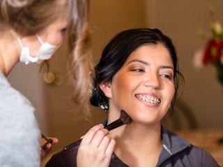 Sara Faucz Makeup 2