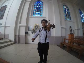 Rodrigo Venegas Violinista 1