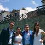 El matrimonio de Cynthia Abarca y Restaurante Mistral 13