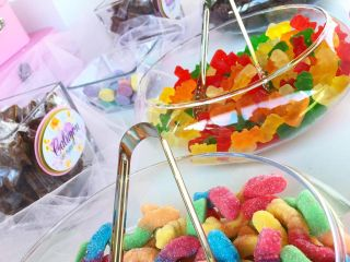 Deco Candy Cart 1