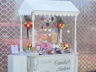 Deco Candy Cart 3