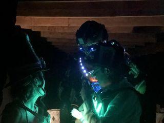 Peyuko DJ - Robot LED 1