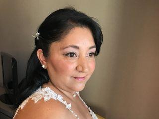 Francisca Araya Feliu Makeup 6