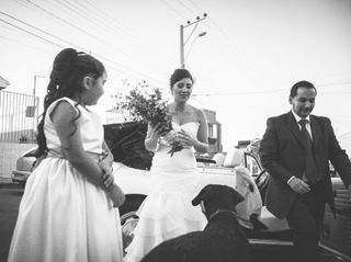 Katherine and Gustavo Fotografía 7