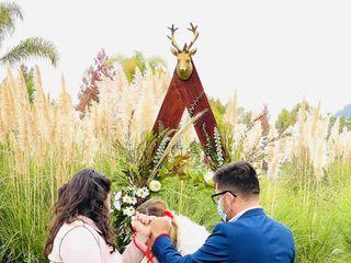Beltane Handfasting - Ceremonias simbólicas 3