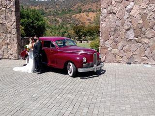 Up Autos para Matrimonios 5