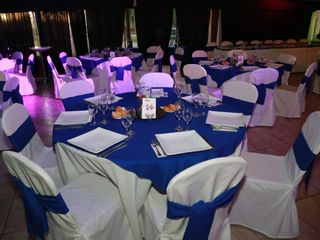 Centro de eventos Don Oscar 5