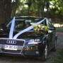 El matrimonio de Hamda y Classic Car Talca 1