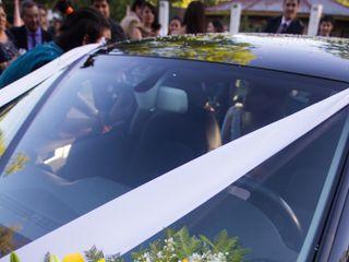 Autos para Matrimonios Talca 2
