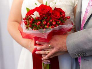 Flores Rose 2