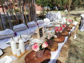 Banquetería Paraíso Aguayo 3