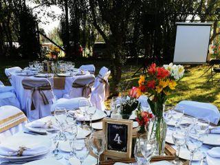Banquetería Paraíso Aguayo 4
