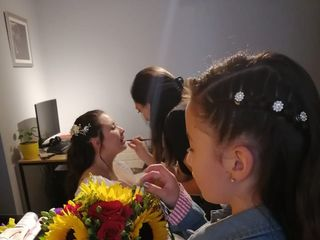 Scarlett Vania Make Up & Hair 3