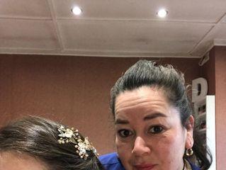 Daniela Sáez Maquilladora 1