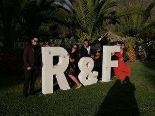 Letras Gigantes F&F 1
