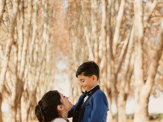 Valentina y Patricio Fotografía 5