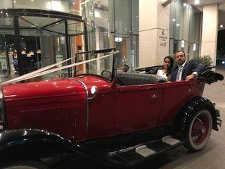 Up Autos para Matrimonios 4