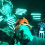 El matrimonio de Guillermo Acosta Zepeda y Hombre Led - Show Robot 13