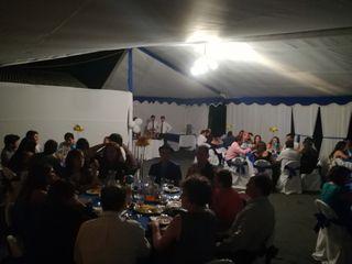 Francis Llanos Banquetería y Eventos 5