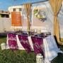 El matrimonio de Daniela y Banquetería Auchh 11