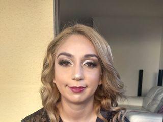 Maquilladora en Santiago 1