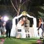 El matrimonio de Daniela Cornejo Hormazábal y Decoración Floral Andrea 14