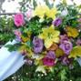 El matrimonio de Daniela Cornejo Hormazábal y Decoración Floral Andrea 17