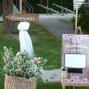 El matrimonio de Daniela Cornejo Hormazábal y Decoración Floral Andrea 18
