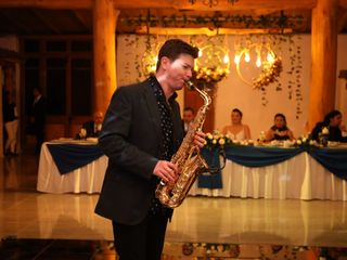Carlos Villegas Saxofonista 3