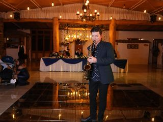 Carlos Villegas Saxofonista 4