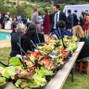 El matrimonio de Macarena y Probarte Banquetería 46