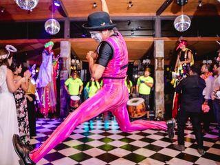 Zapato Largo Circo Eventos 4