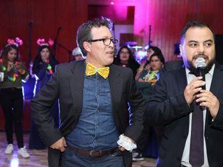 Jorge Maestro de Ceremonia 1