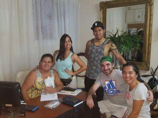 Karen Vals De Los Novios Arica 1