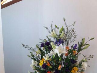 Diseño Floral Marta Parraguez 5