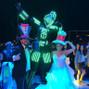 El matrimonio de Javiera Bustos Suazo y Hombre Led - Show Robot 11