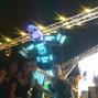 El matrimonio de Javiera Bustos Suazo y Hombre Led - Show Robot 12